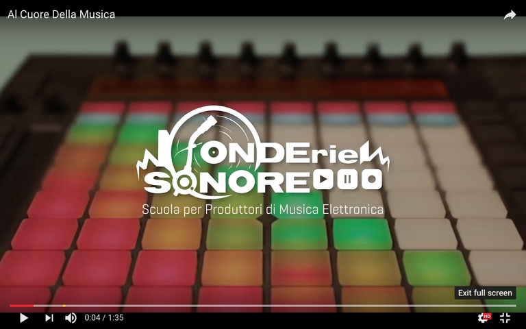 Teaser - Fonderie Sonore