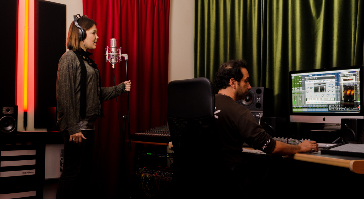 Affitto Mixing & Production Room