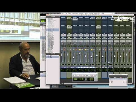 Workshop Mixing Avanzato
