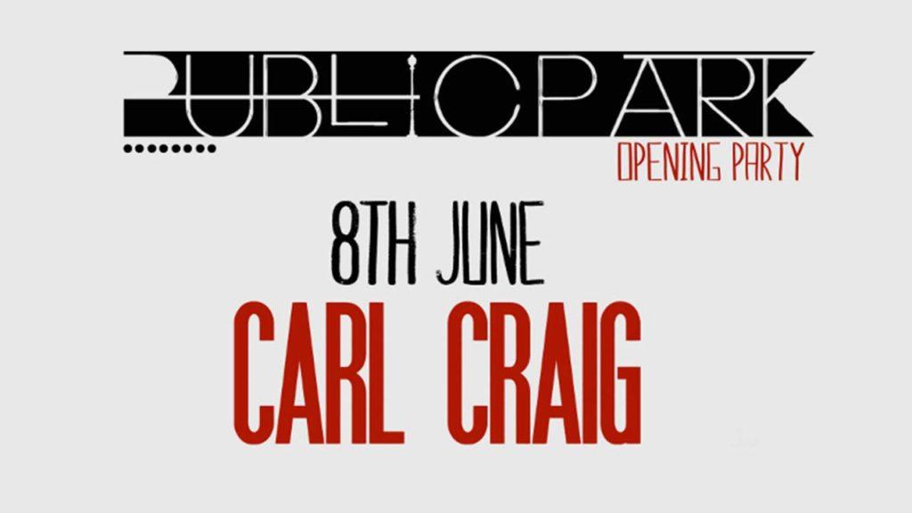 Ven 08/06: Compleanno Fonderie con Carl Craig @ Andrea Doria!