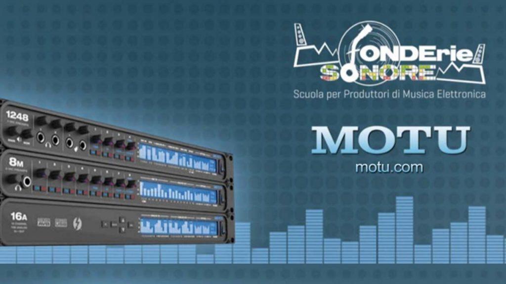 Ven 06/02: Presentazione nuova scheda AVB by MOTU