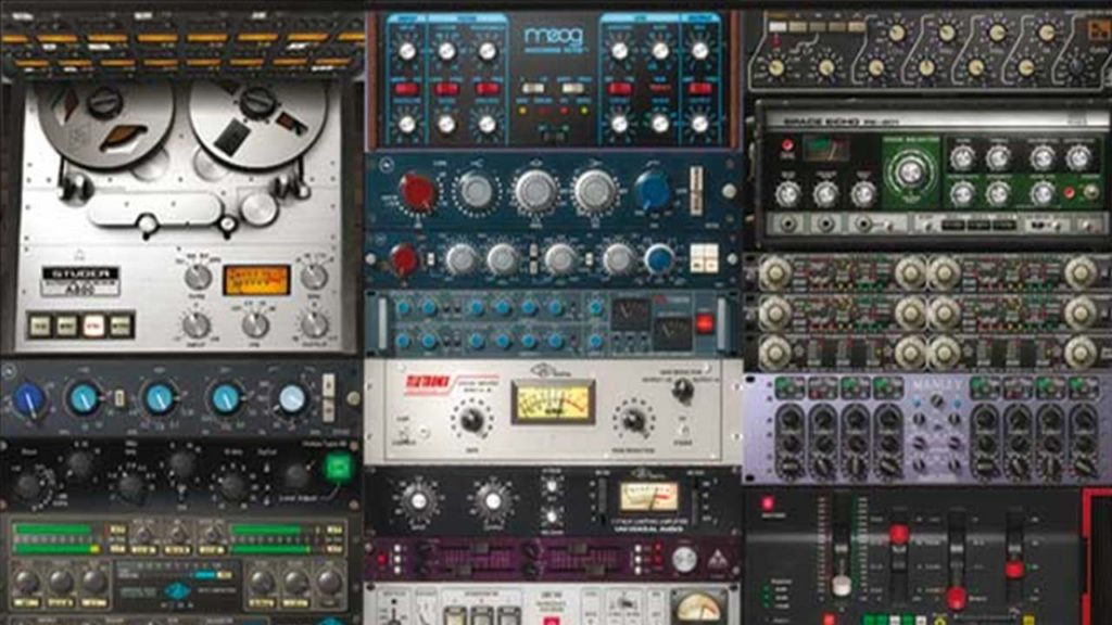 UAD by Universal Audio @ Fonderie Sonore