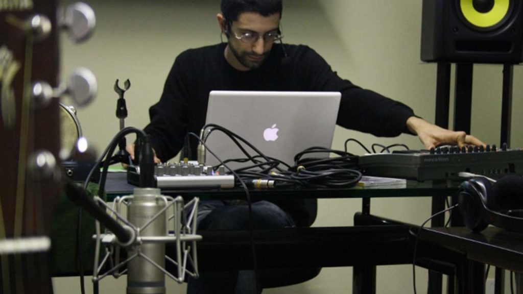 07/06: Workshop Campionamento & Sound Design