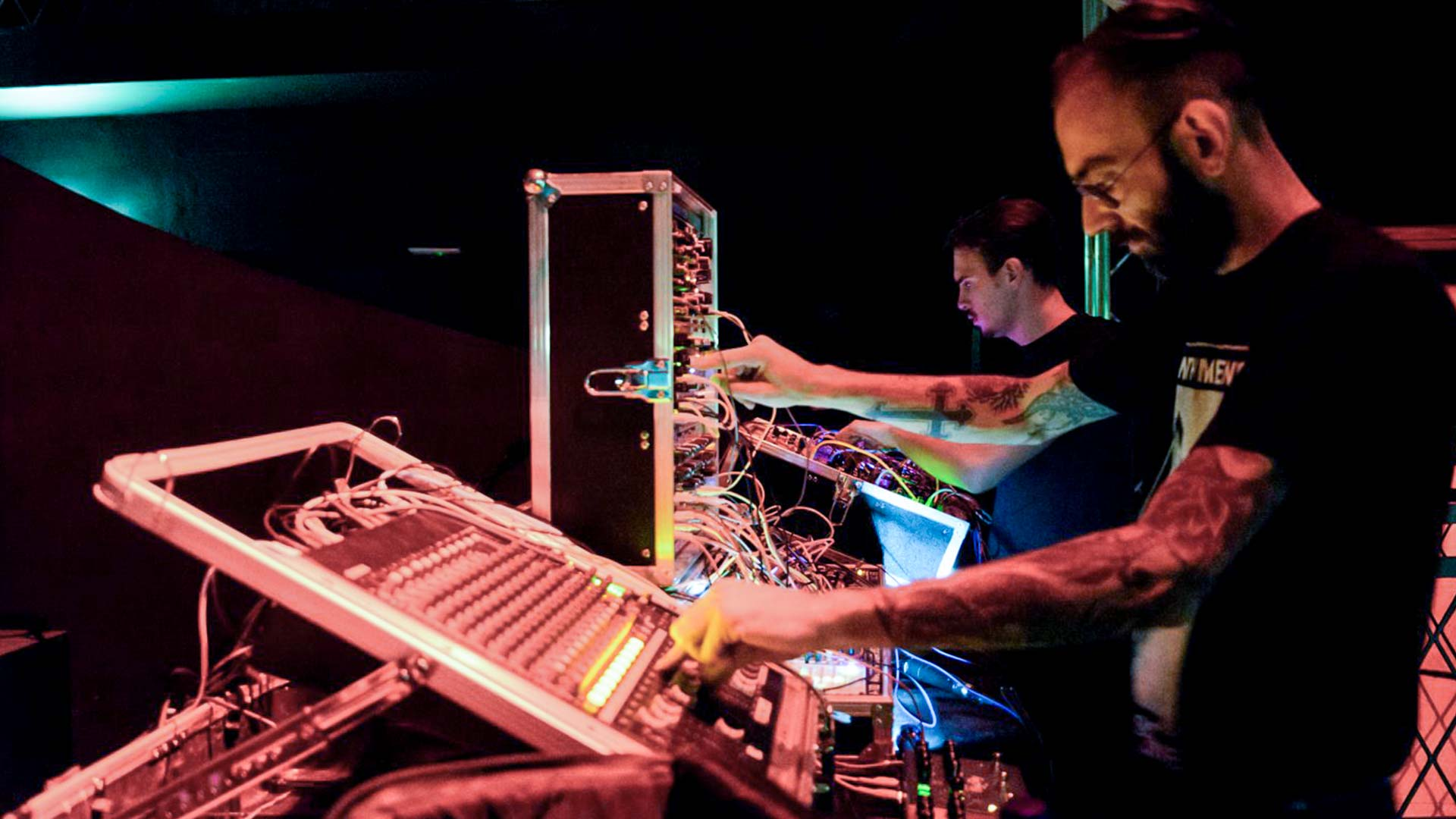 Corso di Modular Live Performer