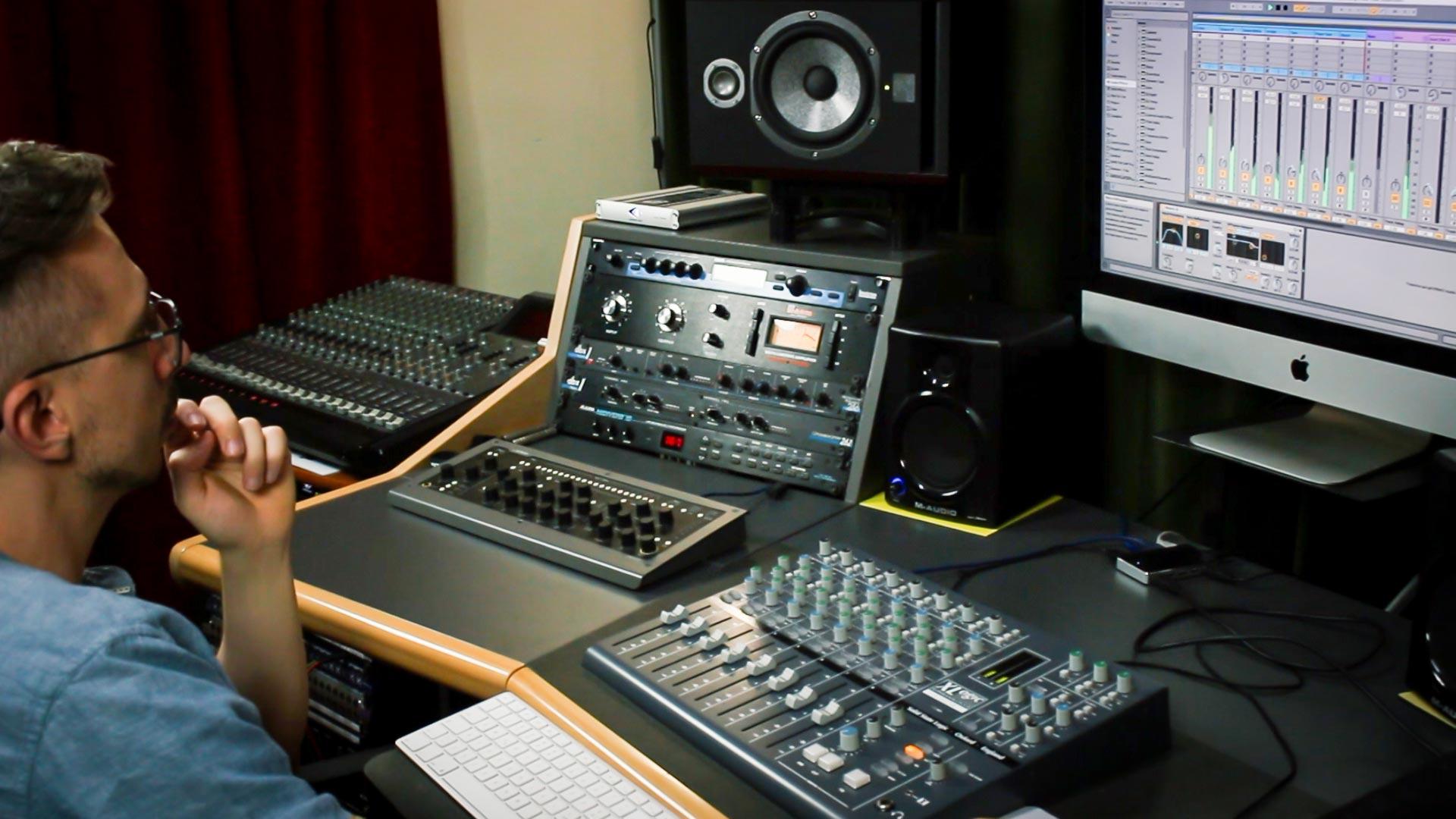 Corso di Mixing per Musica Elettronica