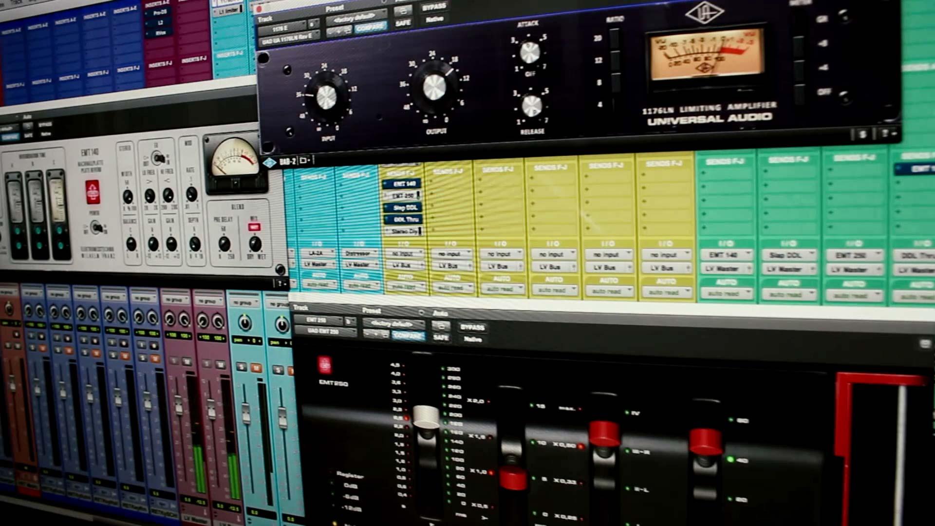 Corso di Mixing Avanzato per Musica Elettronica