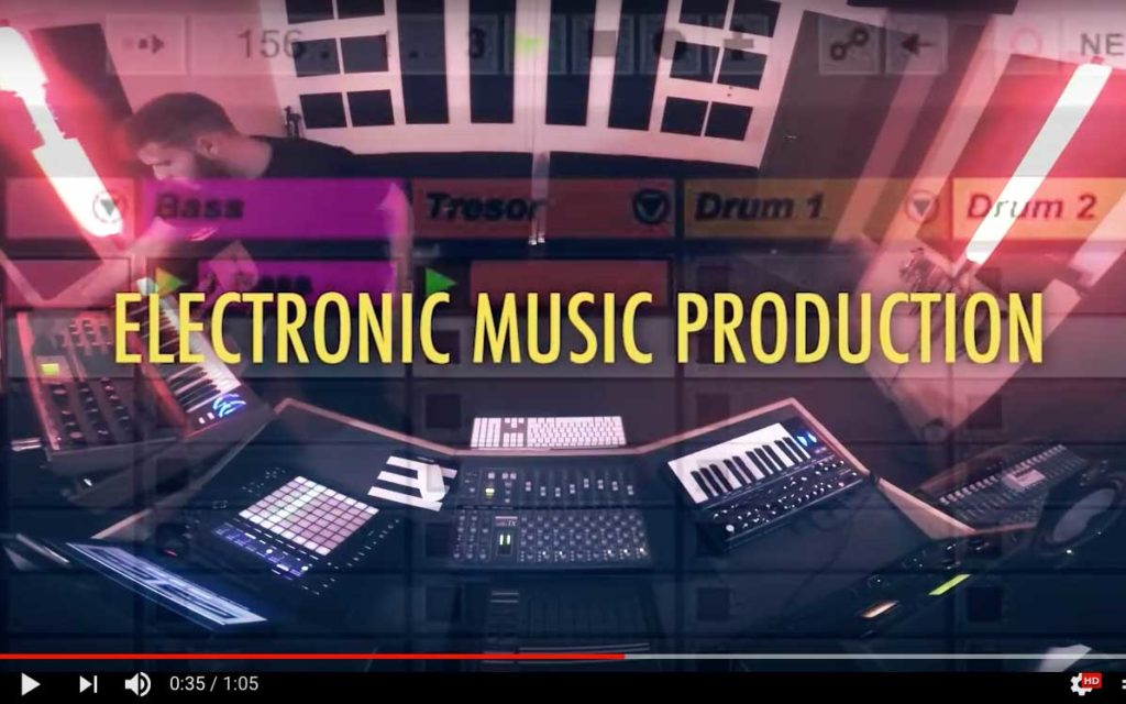 Corso Electronic Music Production