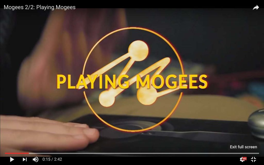 """Mogees"" – Videoreview"