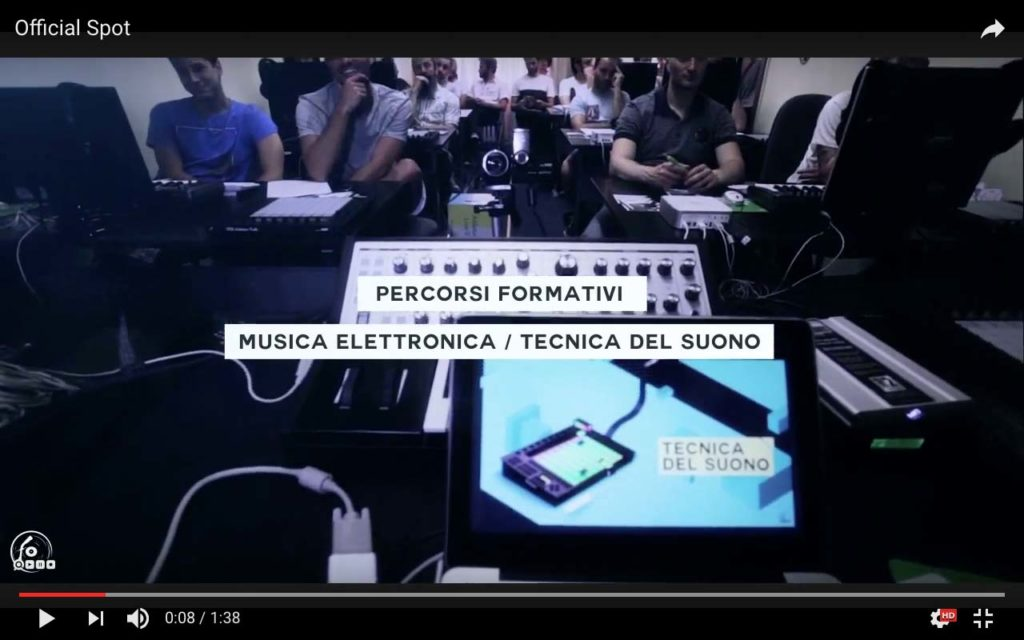 Fonderie Sonore – Official Spot