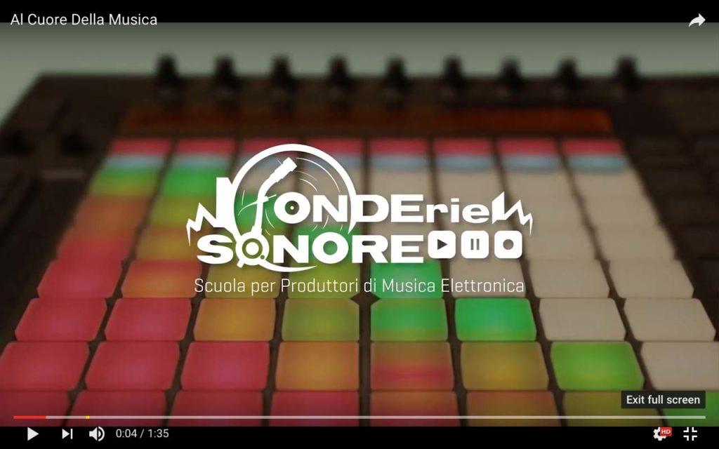 Fonderie Sonore – Al Cuore della Musica