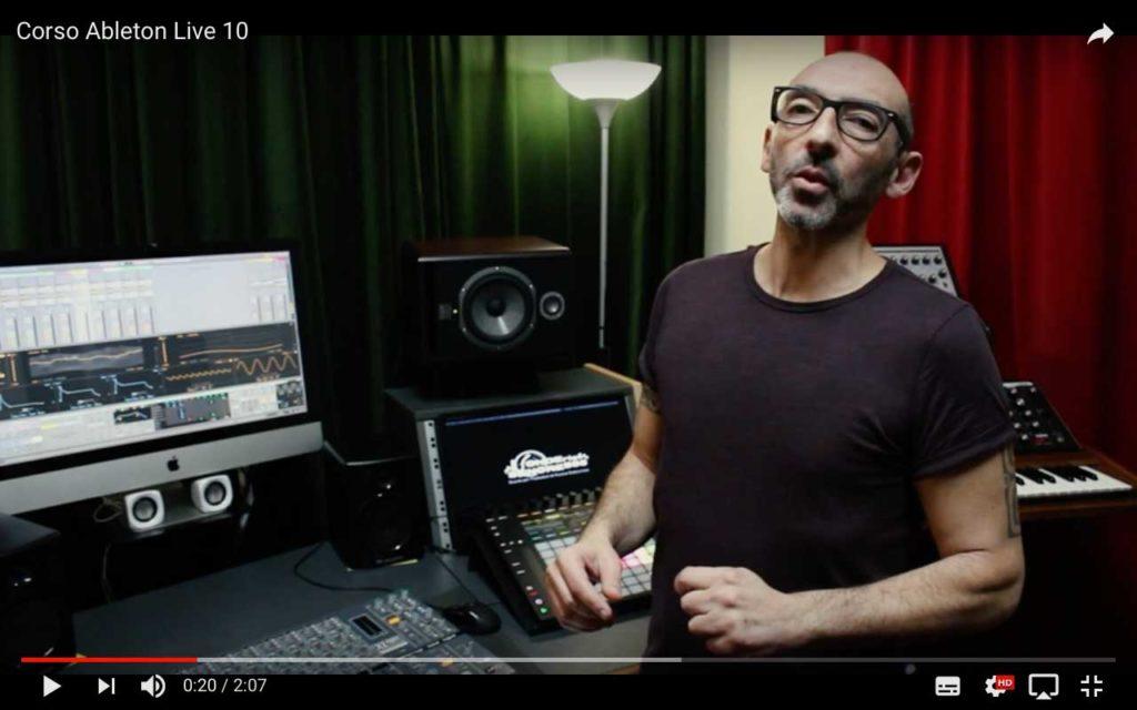 Ableton Live con Giancarlo Lanza
