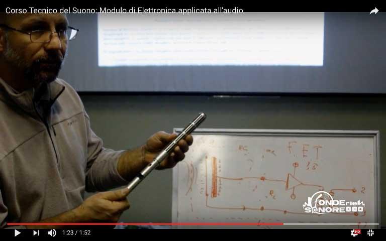 Elettronica applicata all'audio