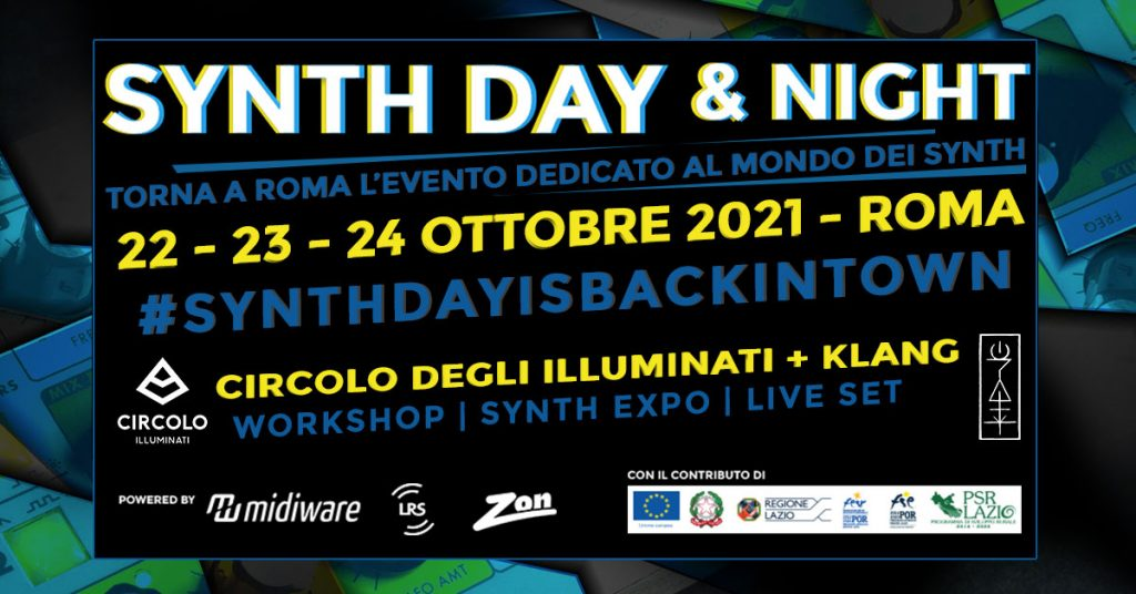 Synth Day & Night